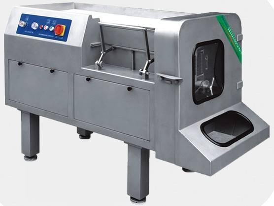 ST-550 meat diced machine, cube meat cutting machine, beef diced machine, pork diced machine, frozen
