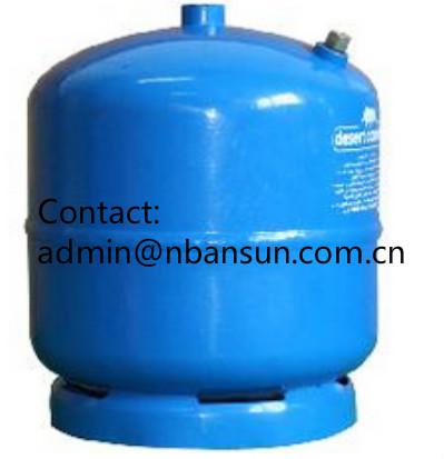 Steel Gas Tank&LPG Gas Cylinder (AS-LPG-1KG) Good quality