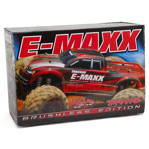 Traxxas 39087-1 E-Maxx Brushless Waterproof MXL-6s RTR 4WD Monster Truck