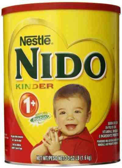 NESTLE NIDO PLUS ONE RED CAP