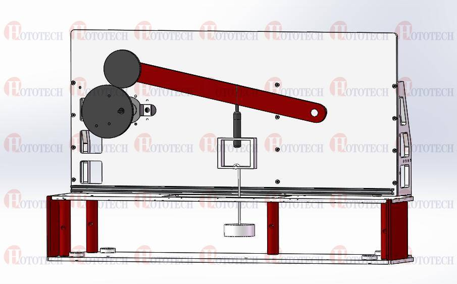 Cord Anchorage pull testing Machine for pv module