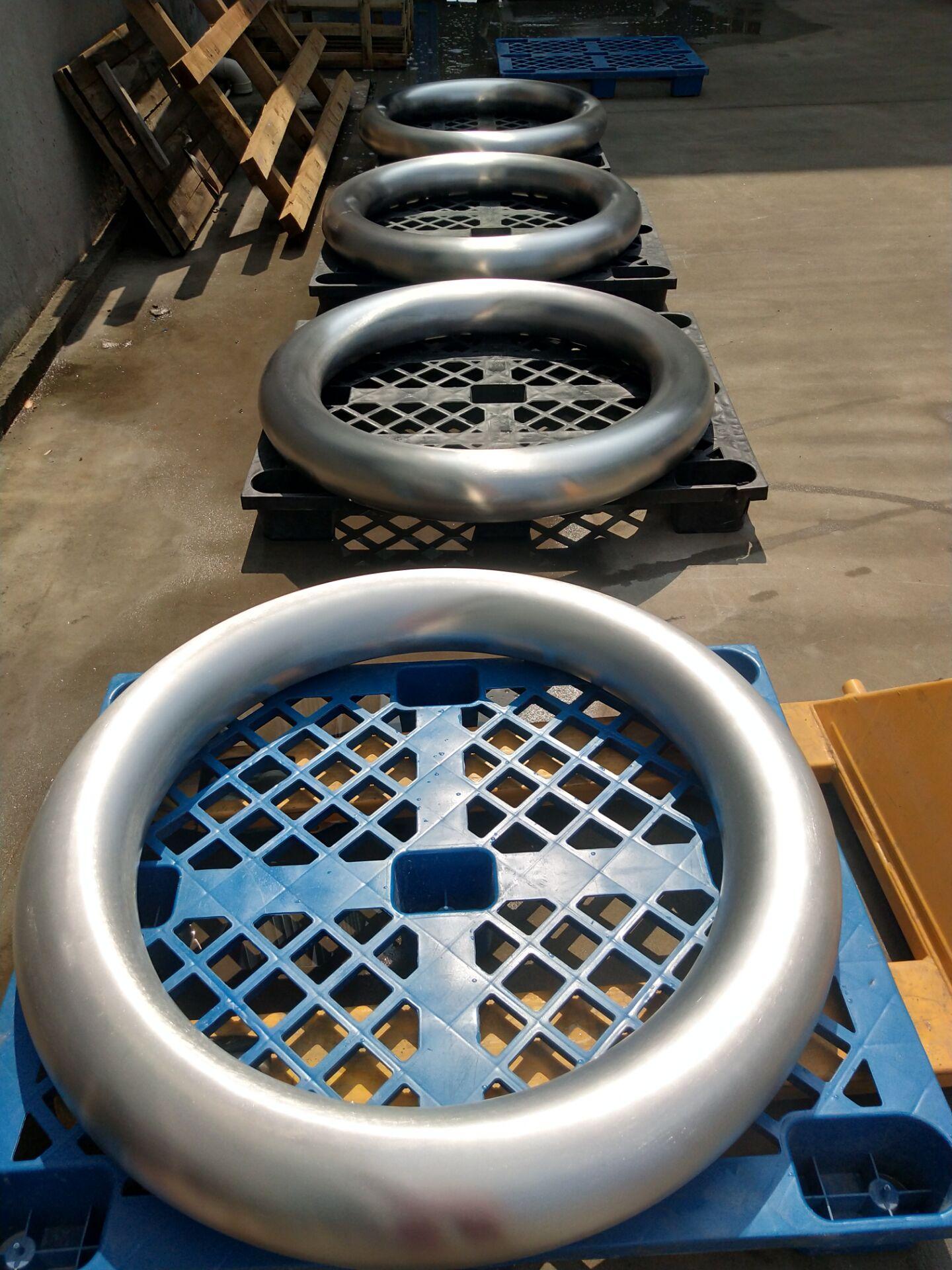 Stainless Steel Corona Rings
