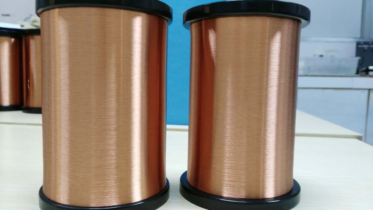 Electric motor winding materials enmeled copper wire prices electric motor copper coil wire