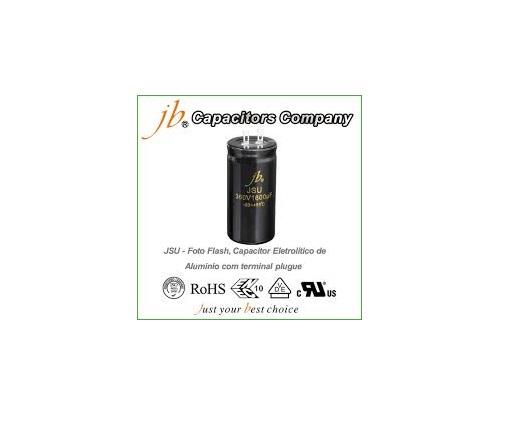 JSU - Photo Flash, Lug Aluminum Electrolytic Capacitor