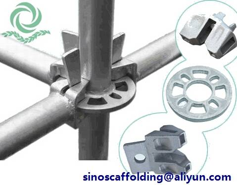 High quality Ringlock/Layher systems, Hot dip galvanized ringlock scaffolding for sale