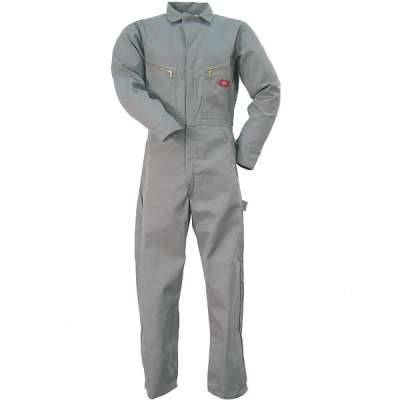 duralbe Long Sleeve Multi-Poackets Fire Retardant Cotton Coverall