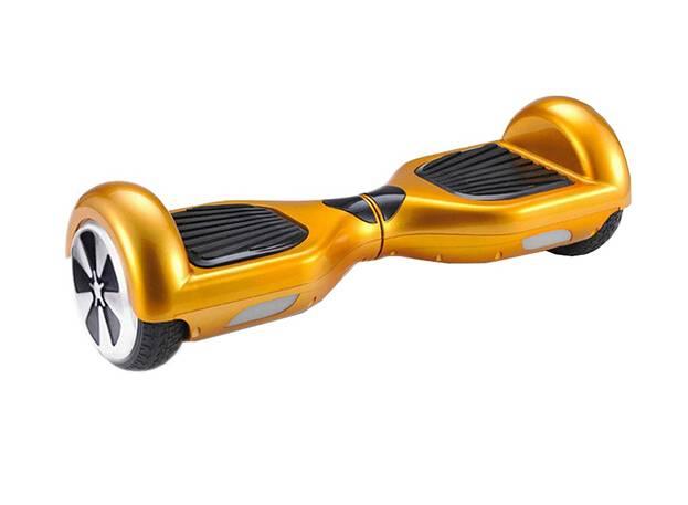 6.5 inch smart balance scooter   Golden 02