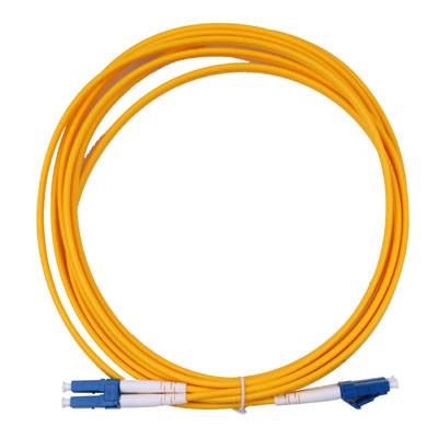 Fiber Optic Patchcord LC/LC Duplex Yellow