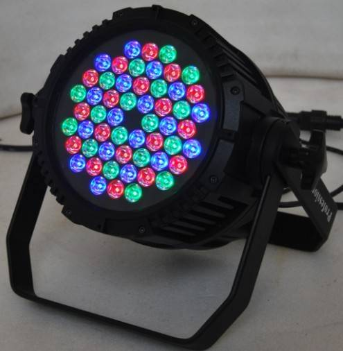 LED Waterproof 54 3W Par Light