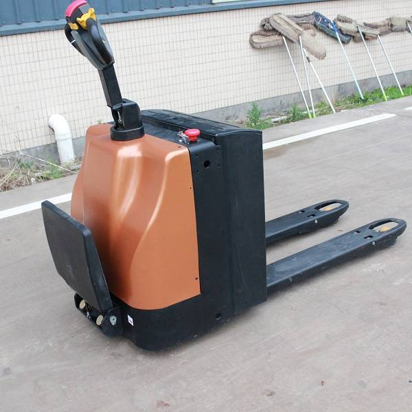 2t / 2.5t / 3t battery power full Electric Pallet Jack