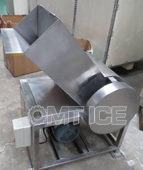 OMT 30ton Ice Crushing Machine