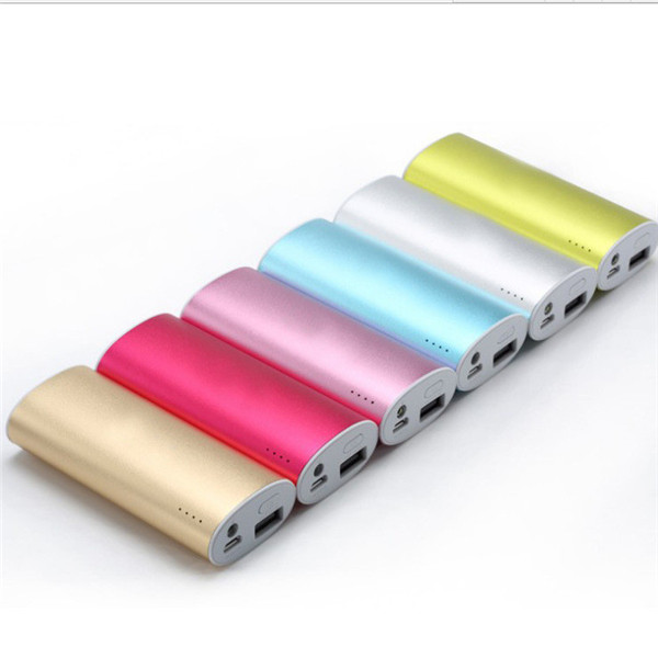 CE/RoHS Certified Aluminum Power Bank, 3000mAh, 4000mAh, 5200mAh