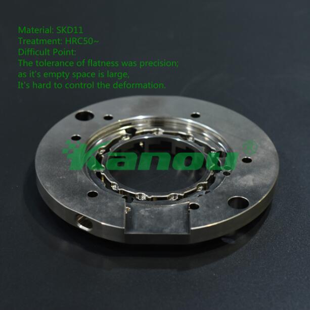 High Precision Custom Made CNC Machining/Machined Aluminum/Steel/Copper/Brass Parts OEM & ODM Servic