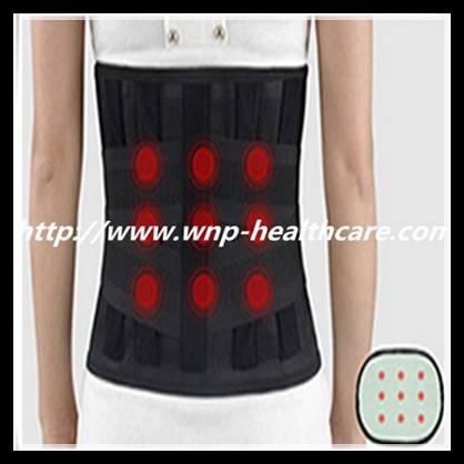 Tourmaline Self-Heating Lumbar Support
