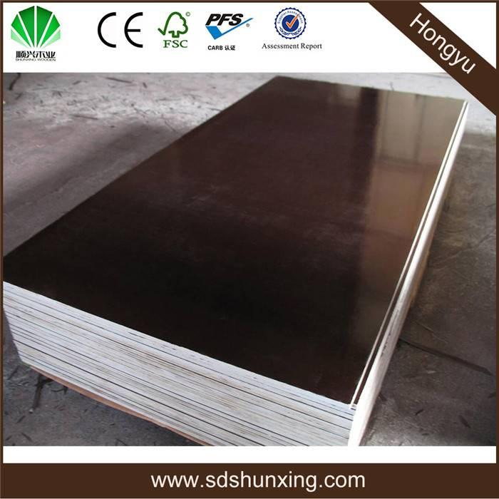 waterproof marine shuttering plywood