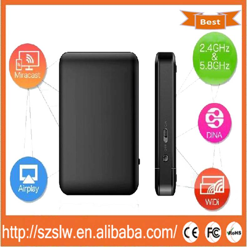 top selling products PTV pro 5G wifi dongle miracast dongle free movies tv box