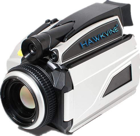 Handheld thermal imaging camera thermal detector thermal vision camera infrared gas detection camera