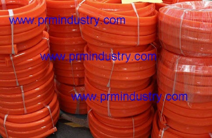 Poly Capping/Polyurethane Capping/Shake Screen Capping Rubber