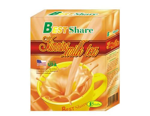 Best share Slimming milk tea