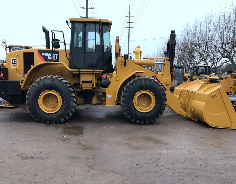 used caterpillar 966 H wheel loader for sale