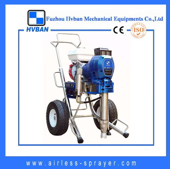 Gasoline engine airless paint sprayer machine GP8300TX