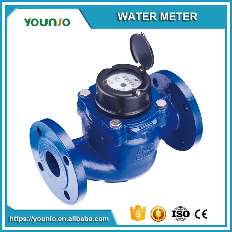 Younio Woltmann Removable Element Water Meter Used in Industry