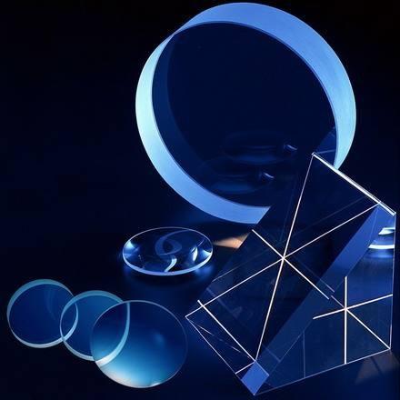 Electron beam optical lens evaporation mirror glass film layer vacuum coating machine