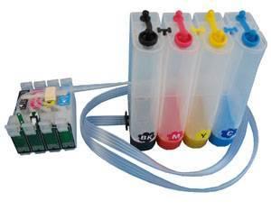 ink refill system for EPSON S20/S21/SX100/SX105/SX110/SX200/SX205/SX209/SX210/SX215/SX400/SX405/SX41