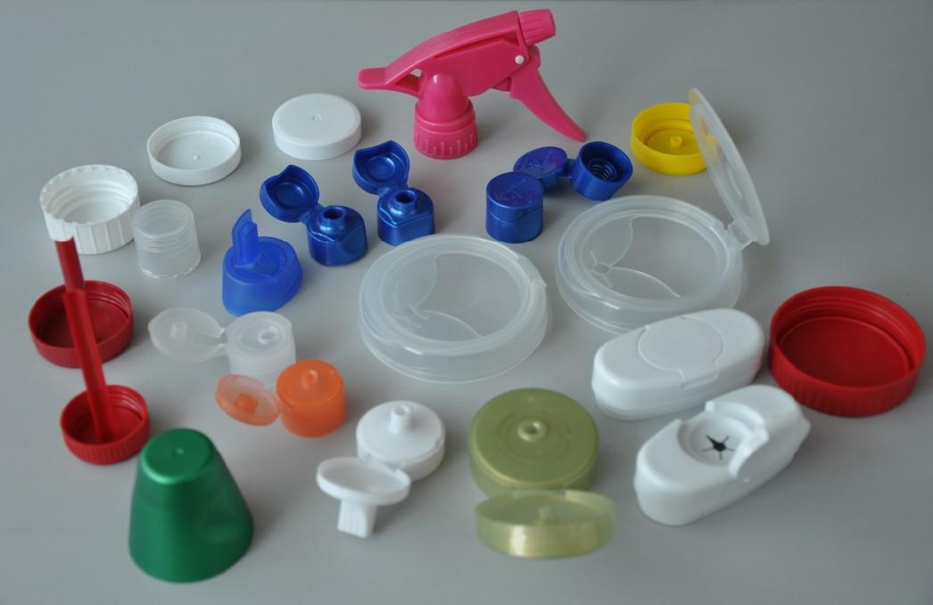Plastic Injection Mold for Bottle Cap, Plastic Cap Mould (BHM-I-0818)