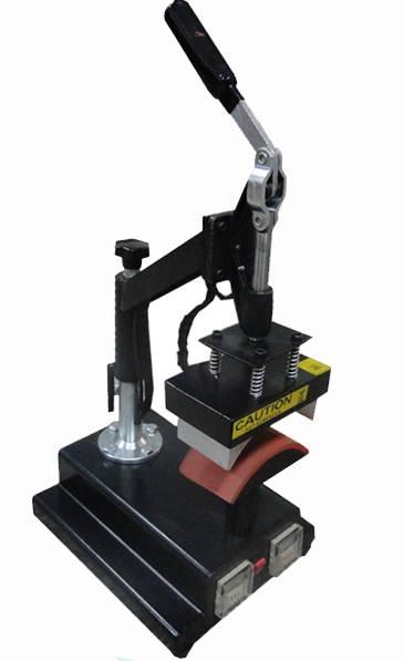 Manual para la Máquina de la prensa sombrero Heat