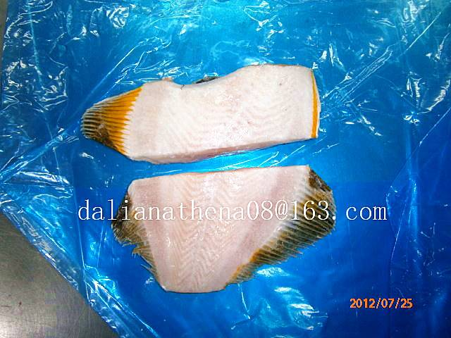 FROZEN YELLOW FIN SOLE PORTION