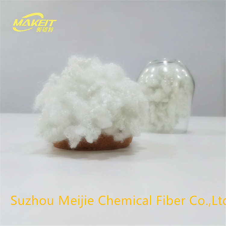 7D64mm Hollow conjugated polyester staple fiber