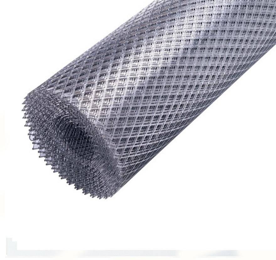 hot dipped galvanized iron mesh sheet expanded metal mesh panel