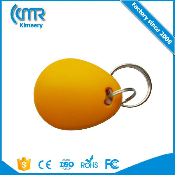 RFID Key Fobs 13.56MHz Proximity ABS IC Tags NFC 1k Tag Access Controller