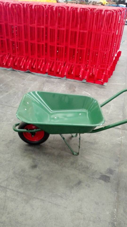 Made in China Agriculture Hand Tools Wheelbarrow WB6400