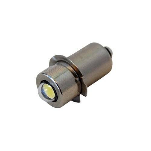 New High Power Upgrade Bulb P13.5 1W LED 80LM 3-18V for Dewalt,Makita,Milwuakee