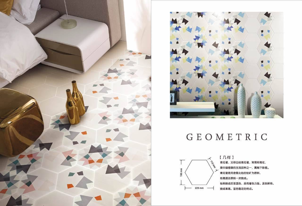 Milano Hexagon Tiles