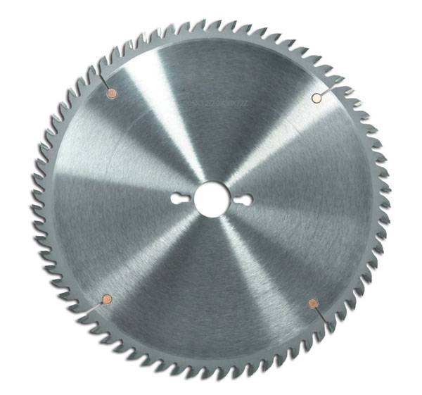 tct saw blade Acrylic and poly-glass cutting