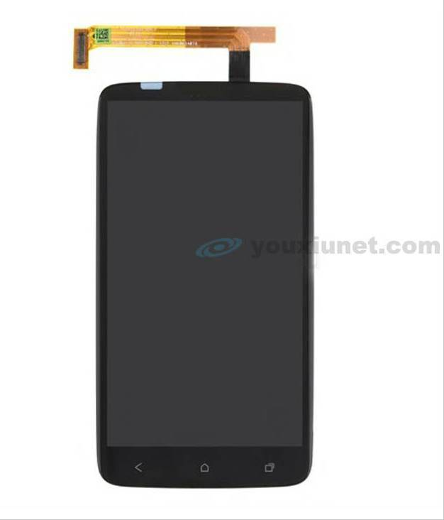 For HTC One X LCD touch Screen Display Digitizer Assembly