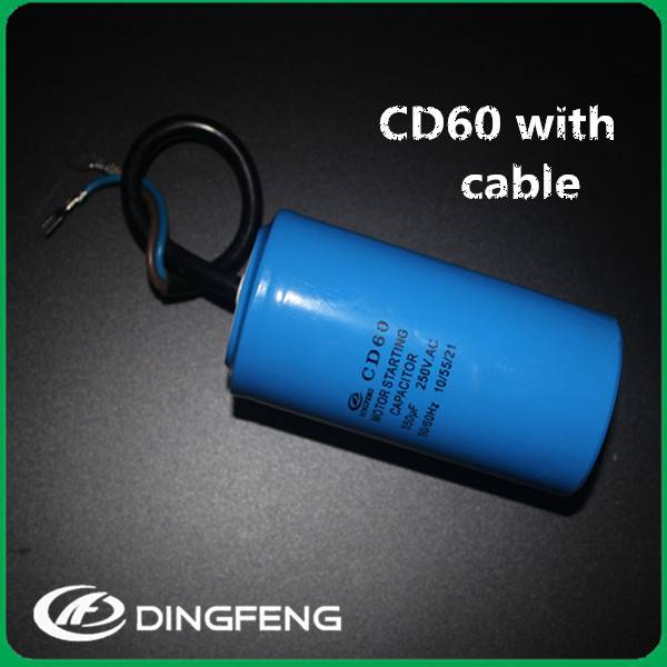 CD60 startomg 330uf 200v aluminum electrolytic capacitor