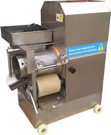 fish deboner/fish picking machine/fish separator