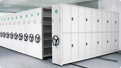 Mechnical Mobile Shelving--Yinghua Storage, More than 20 year's Experience
