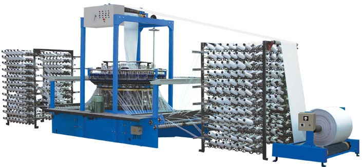 PP woven & PE film inserted bag manufacturing plant
