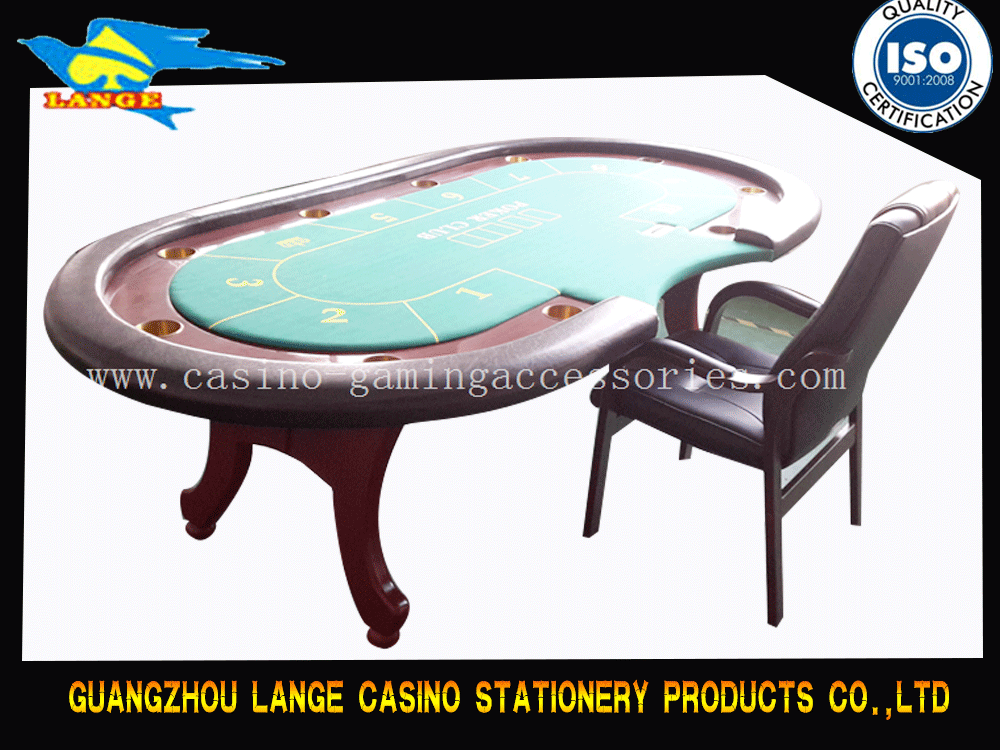 10 Seats Professional Poker Table