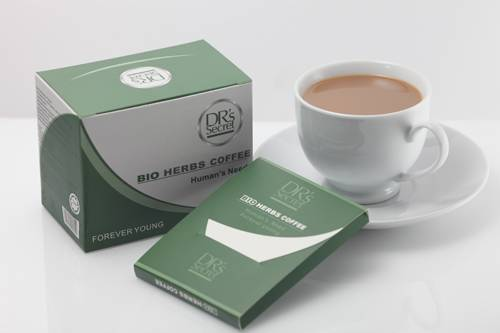 Drs Secret Bio Herbs Coffee For Him