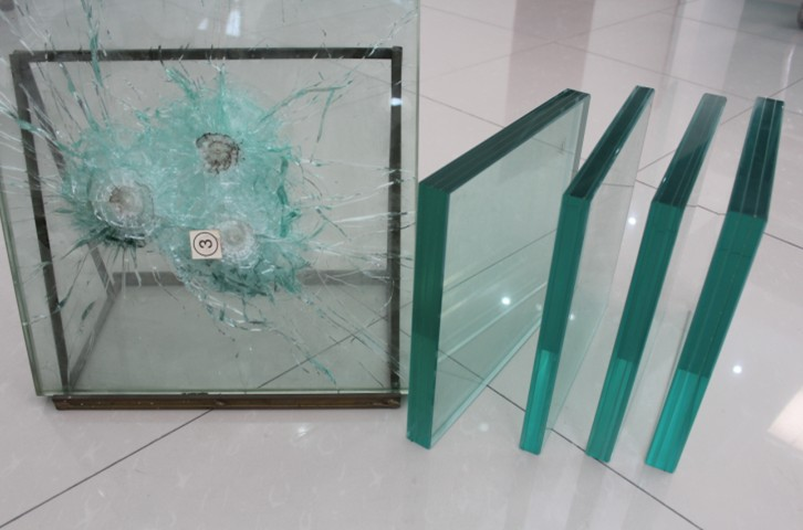 Bulletproof glass for sale used and bank counter