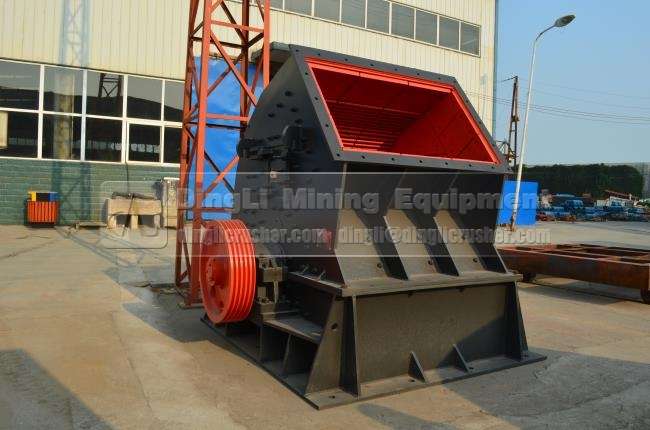 Hot and New Crushing Machine for Limestone Crushing Palnt