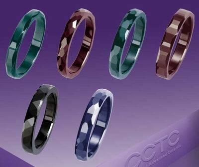 ceramic finger ring