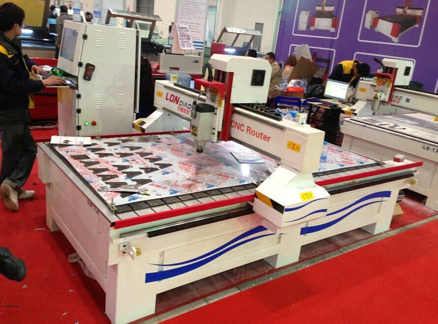 LD-1325 Stone Engraving Machine