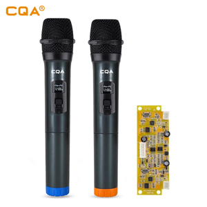 CQA Factory cheap price Wireless Microphone with PCB board for speaker